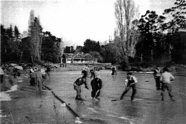 Opawa hockey